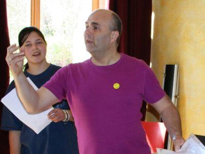 Gesangskurs am Wochenende mit Johannes Geppert