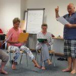 Gesangskurse mit Johannes Geppert – Natürliche Entfaltung der Singstimme